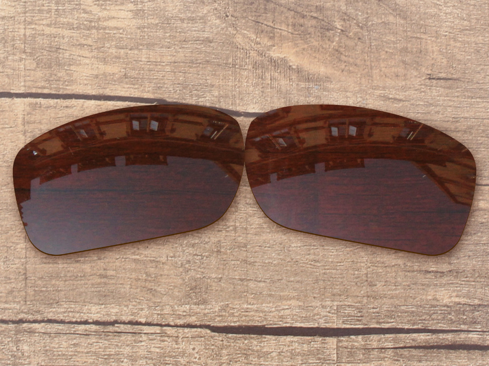 Aliexpress.com  Beli Tembaga Coklat Terpolarisasi Kacamata Bingkai Lensa  Pengganti untuk Turbin 100% Perlindungan UVA   UVB dari Handal lenses for  ... 643923144a