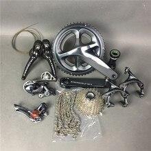 Shimano R8000 groupsets in stock Ultegra Road Bike Groupset 165 170 172 5 175mm 50 34