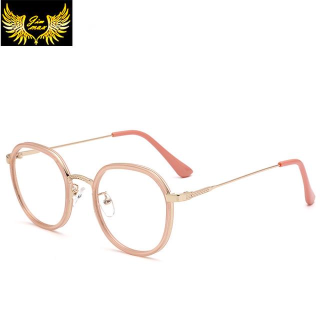 2016 New Arrival TR90 Retro Mulheres Estilo Olho Óculos de Qualidade Da Moda Do Vintage das Mulheres Frame Ótico Da Marca de Óculos de Design Para mulheres