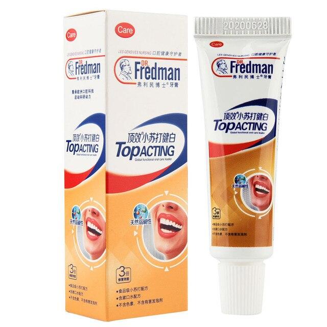 Odontologia 2018 Soda Kue Putih Pasta Gigi Pemutih Gigi Membersihkan