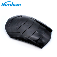 New 1 Pcs ABS Plastic Motorcycle Rear Fender Black Motorbike Cover Mudguard For Kawasaki Z1000 Z1000SX
