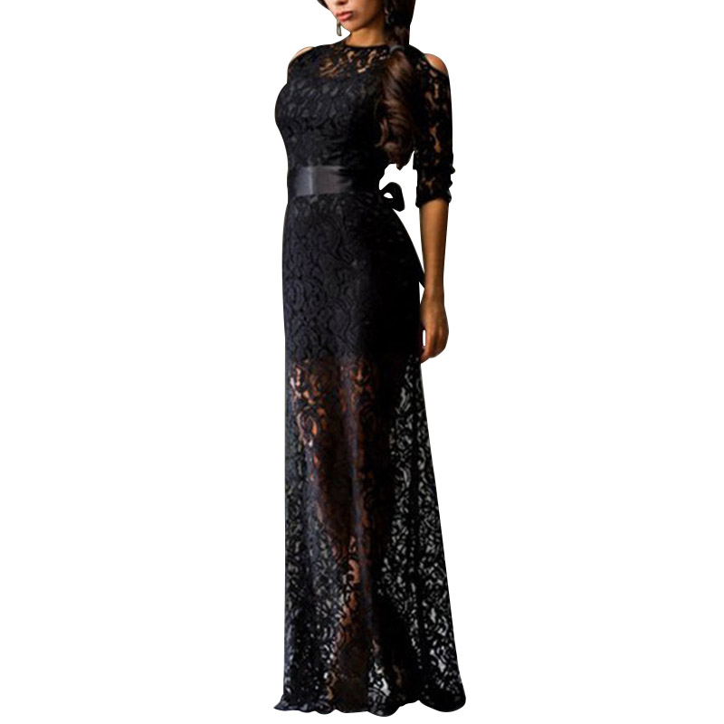 Popular Long Black Strapless Dress-Buy Cheap Long Black Strapless ...