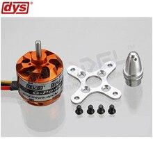 1pcs DYS D2212 D2826 Brushless Motor 930KV 1000KV 1400KV 2200KV For RC Aircraft Plane Multi copter