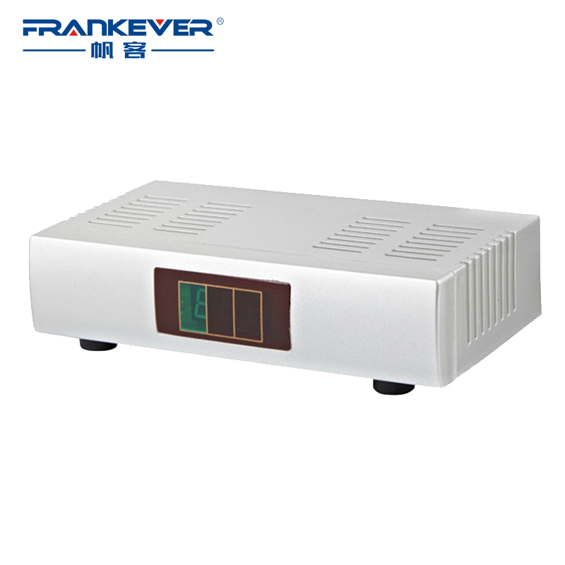 High Quality PAL Television System TV Signal 90-240V EU Plug Audio Video Signal Converter AV To RF Modulator RF-408