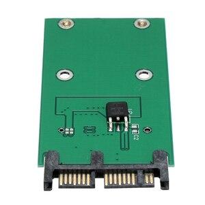 Image 4 - Mini Pci E mSATA SSD Da 1.8 pollici Micro SATA Convertitore Delladattatore Della Carta di Bordo del Modulo