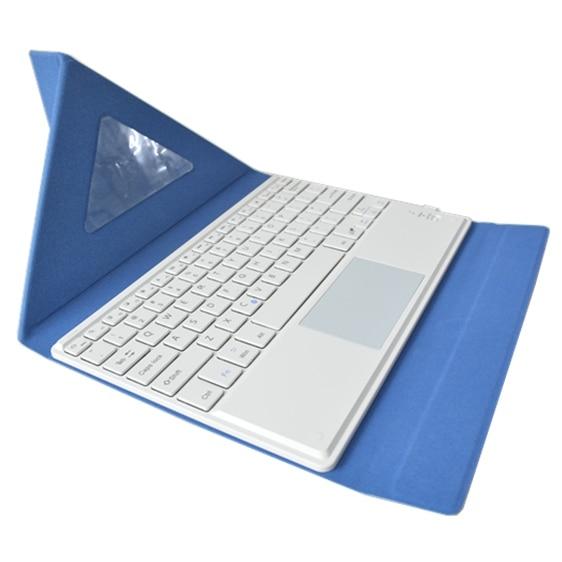Nouveau panneau tactile clavier cas pour samsung galaxy tab 2 10.1 p5100 3g tablet pc pour samsung galaxy tab 2 10.1 p5100 clavier