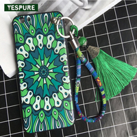 YESPURE Wholesale Antigravity TPU Retro Cell Phone Case For Iphone 6 6s Tassle Mobile Phone Back