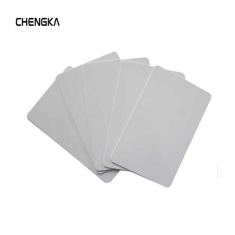 10pcs/lot Rfid Card 125khz TK4100 Blank Smart Card EM4100 ID Pvc Card With UID Series Number For Access Control System