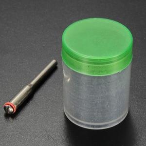 Image 4 - 36 יח\סט אוניברסלי 24mm מיני יהלום חיתוך דיסקים גלגל מקדח רוטרי תכשיטי כלי ערכת מנותק גלגל אקראי צבע