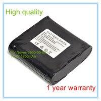 Alta qualidade para a substituição da bateria de noyes para 3900-05-001 w2003m otdr