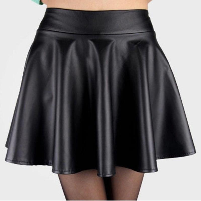 Leather Skater Skirt Reviews - Online Shopping Leather Skater ...
