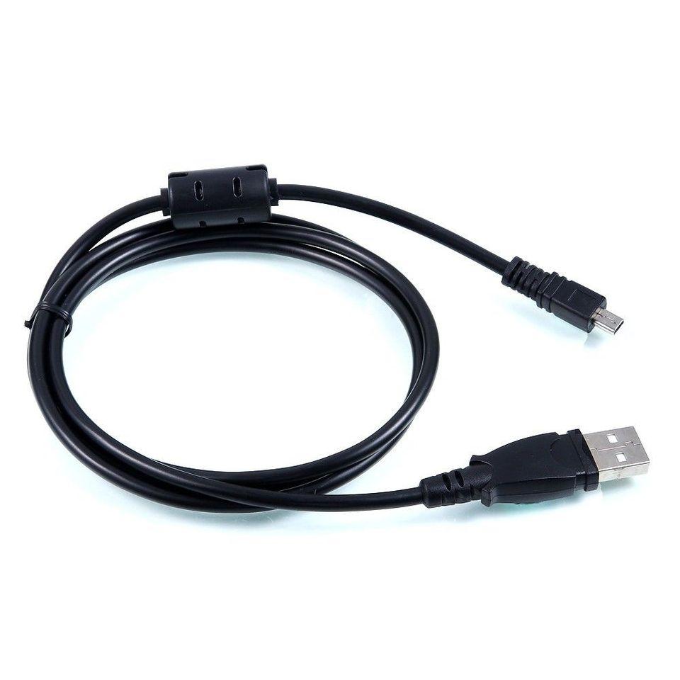 yan USB PC Data SYNC Cable Cord Lead for FujiFilm Camera Finepix S1500 fd F775 EXR