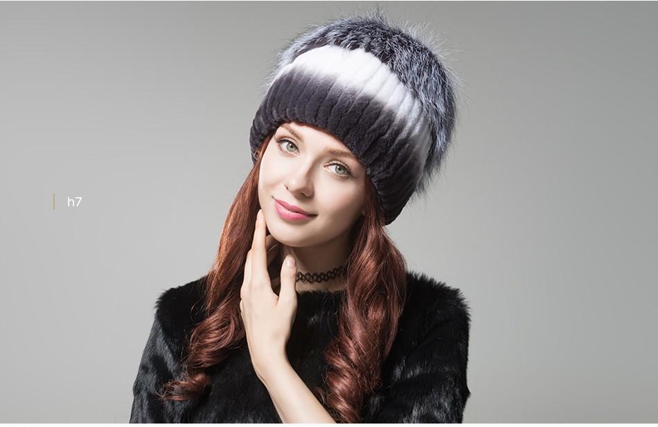 women\'s hats fur PCM002 (15)