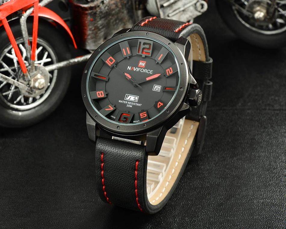 Naviforce NF9061 Military Quartz Watch for Men