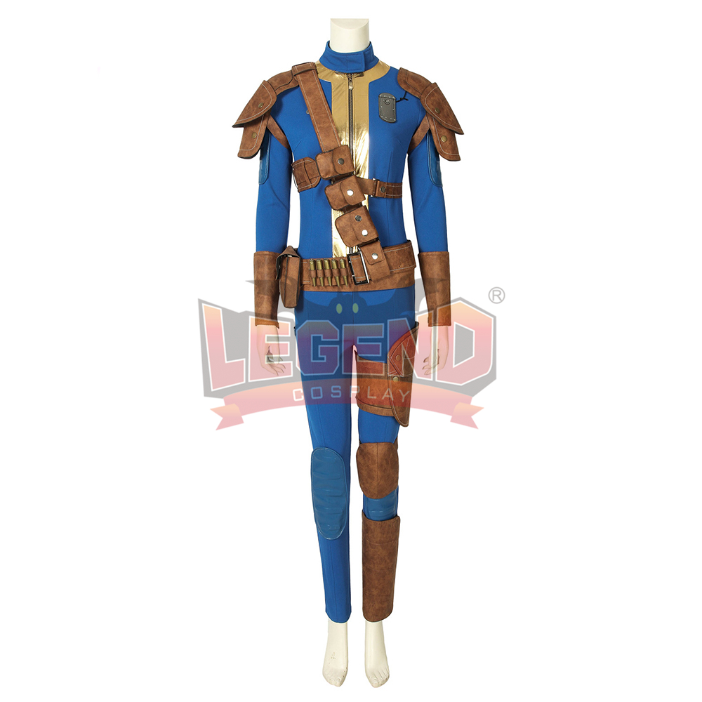 Cosplaylegend Game female FALLOUT 76 Cosplay costume adult costume all size custom made outfit