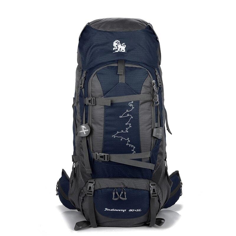 Sac de vélo de plein air Sport imperméable escalade randonnée sac à dos housse de pluie sac Camping alpinisme sac à dos Trekking sac à dos