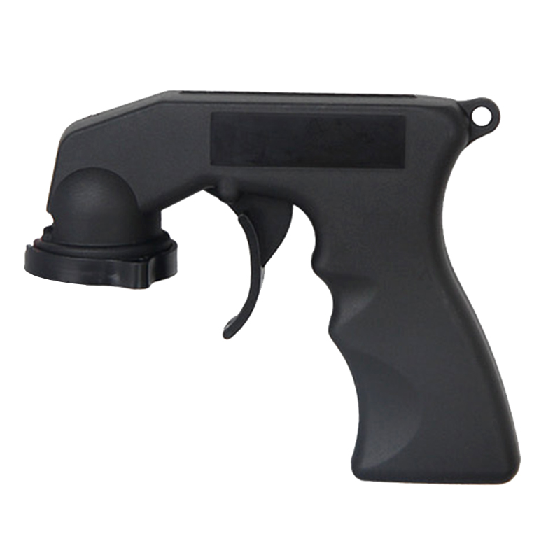 EAFC Spray Adaptor Paint Care Aerosol Spray Gun Handle With Full Grip Trigger Locking Collar Car Maintenance(China)