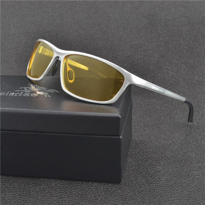 01a15f560e89 MINCL Brand Designer Men s Polarized Sunglasses Night Vision Outdoor  Driving Sun Glasses for Men