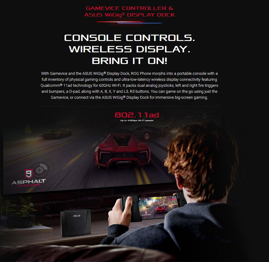 Snapdragon OctaCore 8.1 ZS600KL 8