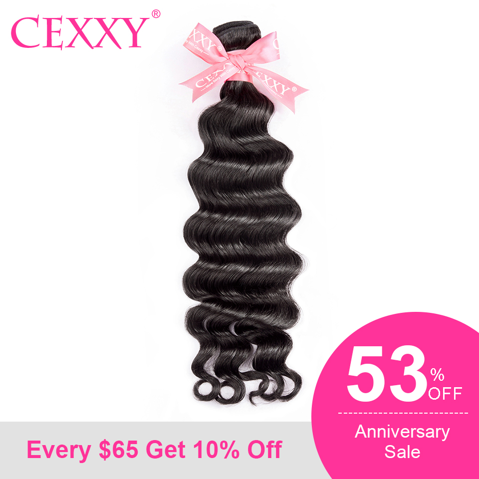 Human Hair Weaves Well-Educated Cexxy Human Hair Bundles 7a Peruvian Hair Weave Bundles Natural Wave 1/3/4 Pcs Virgin Hair Extension Free Shipping