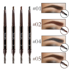 Brand Eye Brow Tint Cosmetics Eyebrow Enhancer Paint Tattoo Eyebrow Pencil Waterproof Black Brown Makeup Eyebrow Shadow Pencil