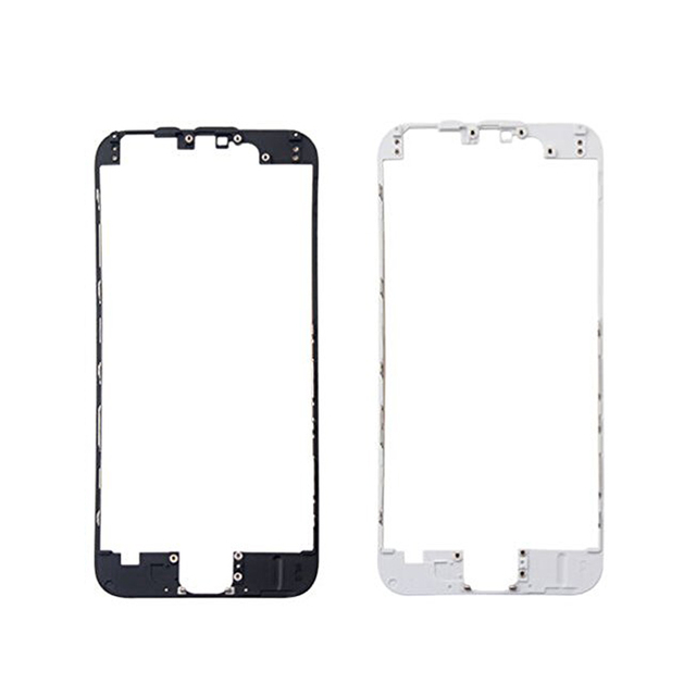 For iPhone 5 5S 5C 6 6S Plus LCD Touch Screen Front Frame Middle ...