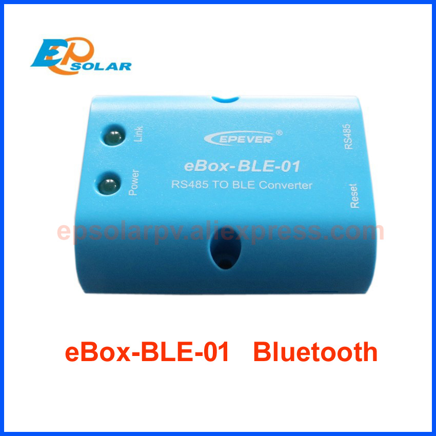 EPSOLR eBox-BLE-01 Bluetooth Box RS485 to Bluetooth Adapter Communication Wireless Monitoring by APPEPSOLR eBox-BLE-01 Bluetooth Box RS485 to Bluetooth Adapter Communication Wireless Monitoring by APP