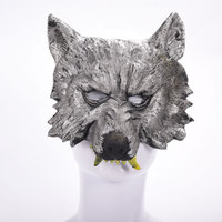 A Animal Wolf Mask Dance Party Tricky Holiday Products Halloween Props X821 3