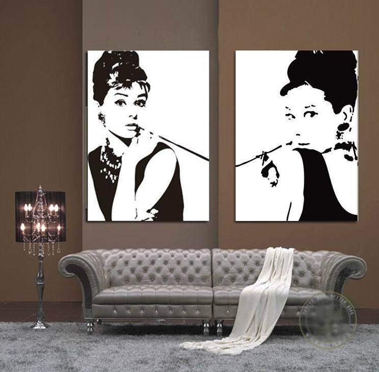 98+ Audrey Hepburn Home Decor - Audrey Hepburn Marilyn Monroe ...