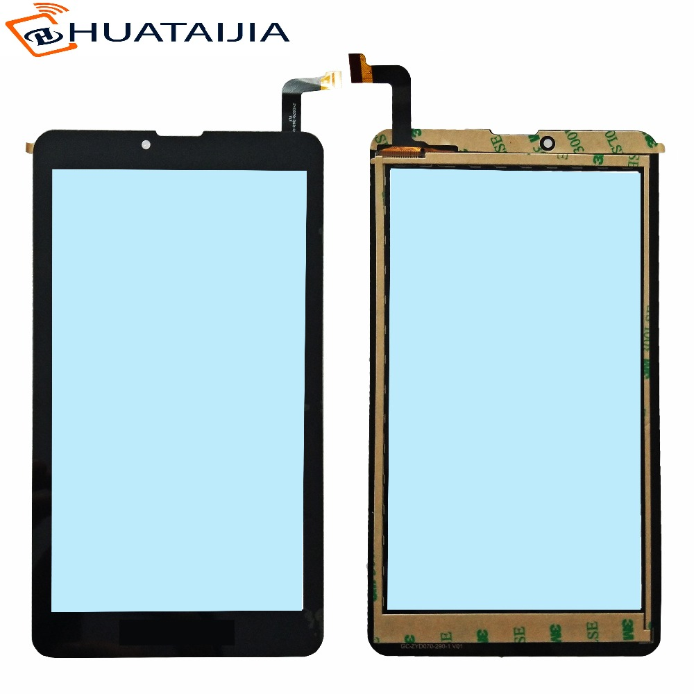 High Quality New For 7' Inch Prestigio Wize 3537 PMT3537_4g_c  PMT3537C PMT3537D 4G Touch Panel Touch Screen Digitizer Sensor