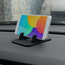 Silicone Mat For Phone In Car Mobile Holder Dashboard Smartp