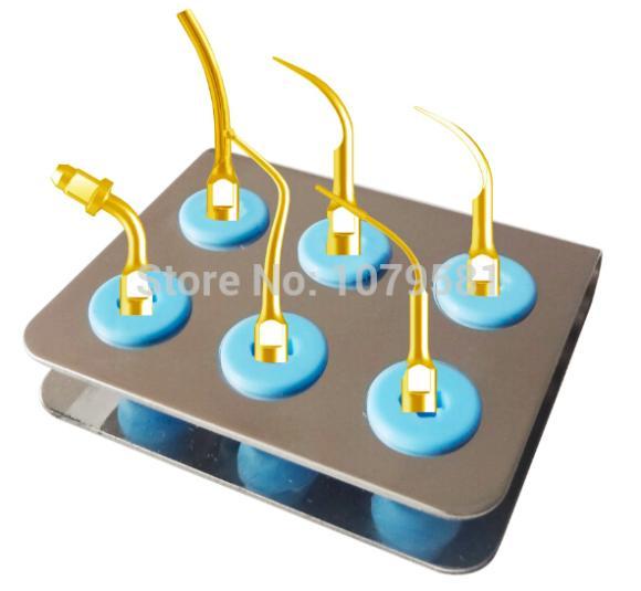 HFMUKG-Scaler Multi-use Kit GOLD for HU-FRIEDY IQ SERIES nmukg scaler multi use kit gold for nsk varios series