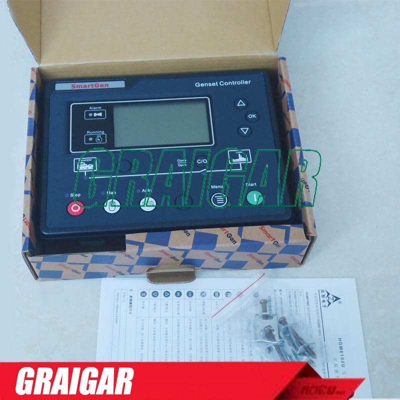 New Smartgen HGM6110UC AUTO Genset Controller  remote startNew Smartgen HGM6110UC AUTO Genset Controller  remote start