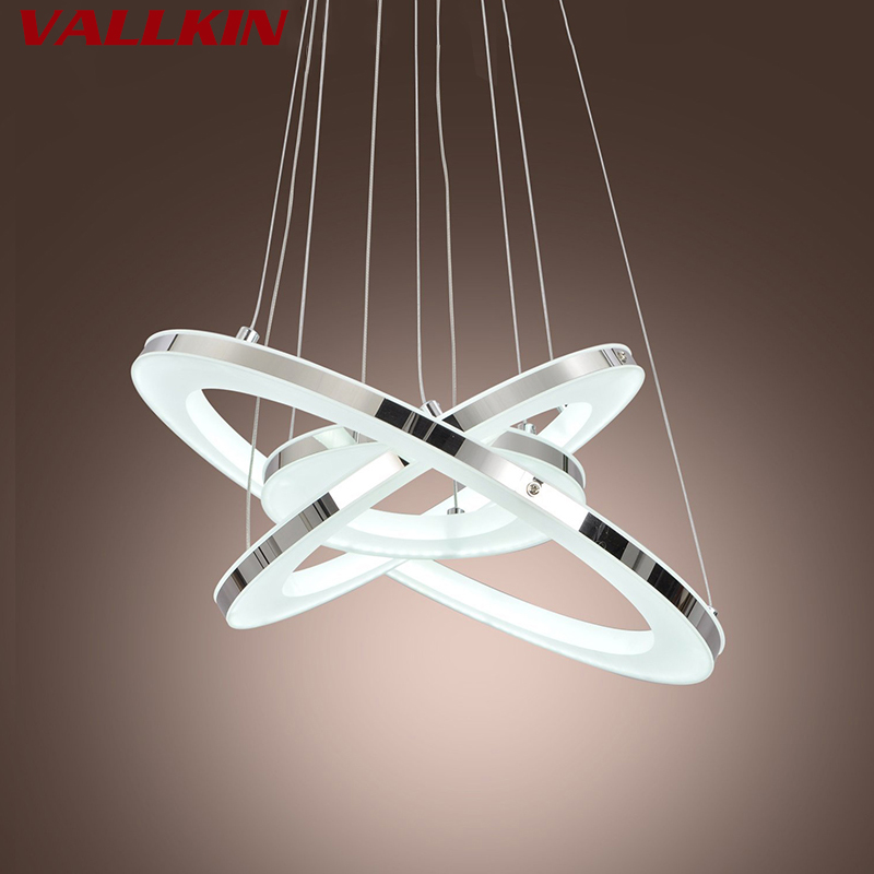 Modern Led Pendant Lights Lamp White Painting Acylic Pendant Light Fixtures for Stair Dinning Living Room Hanging Lighting Lamps minimalist villa long lighting stairs lights white ceramic stair stair lamp pendant lamps rotating modern pendant lights