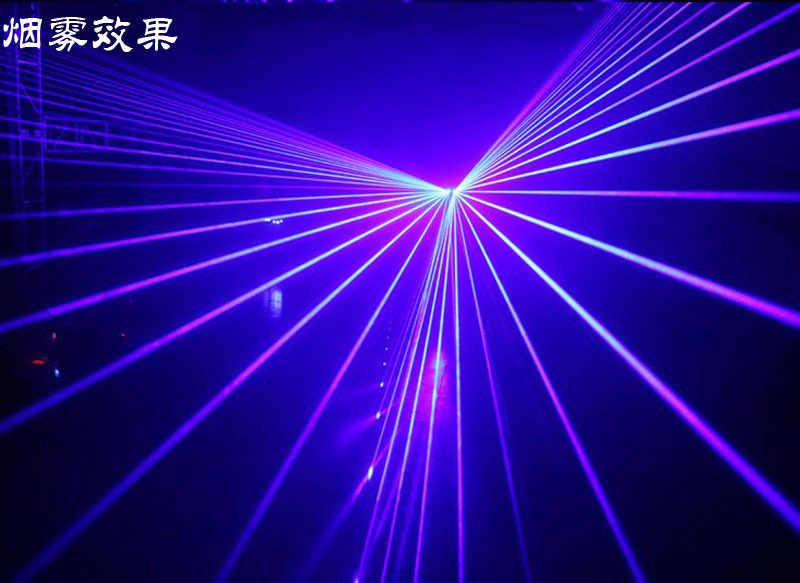 6 глаз сканирования лазерный свет RGB для дискоклуб сценический эффект свет с vce управление стробоскоп для вечеринки массового эффекта луч света