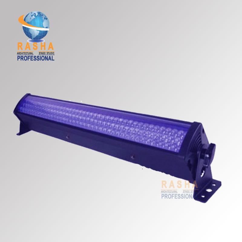 Professional Lighting Smart Wholesale Price 10mm*252 Pcs Led Purple Wall Washer Light Led Effect Light,bar Light For Stage Excellent In Cushion Effect