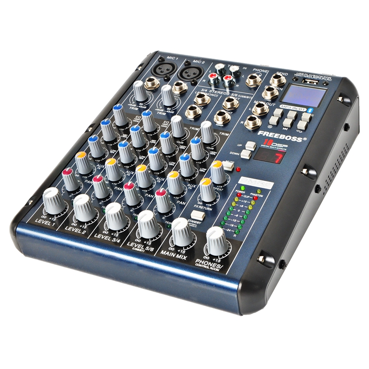 SMR6  03  Audio Mixer