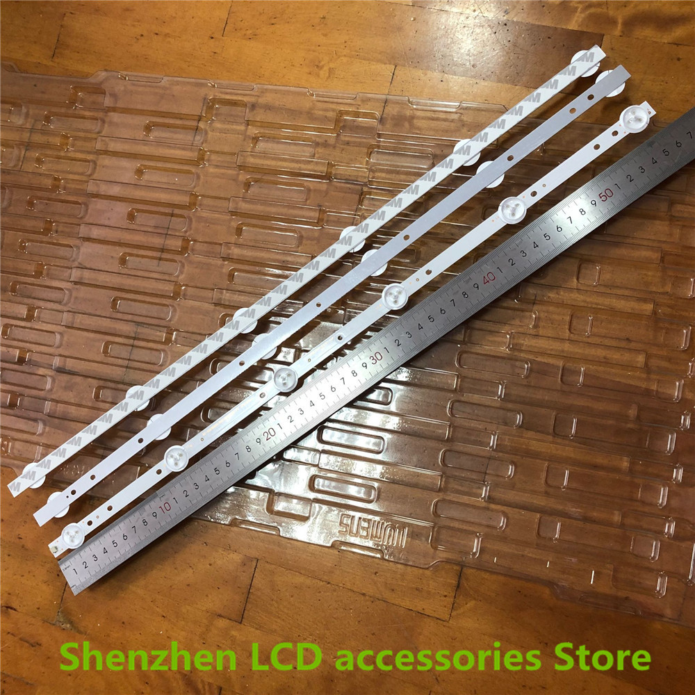 6Pieces/lot For PROSCAN LED LCD TV Backlight  IC-B-CNA032D127 Screen TH315LK11-ABW1   100%new    56.2CM