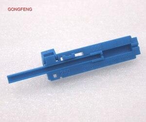 Image 4 - GONGFENG 100 stks NIEUWE Optische Fiber Quick Connector Tool Vergadering Vaste Lengte Stripper, lengte van geleiderail van een combo Groothandel