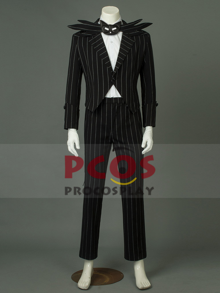 the nightmare before christmas jack skellington cosplay halloween costume mp003323china mainland - Halloween Jack Costume