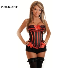 Corsets Lace Up Corrective