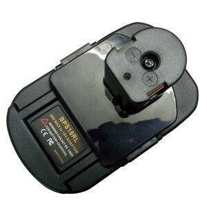 Image 2 - BPS18RL Battery Adapter For Black&Decker For Porter Cable For Stanley 20V Lithium Battery For Ryobi 18V P108 Battery Batteries