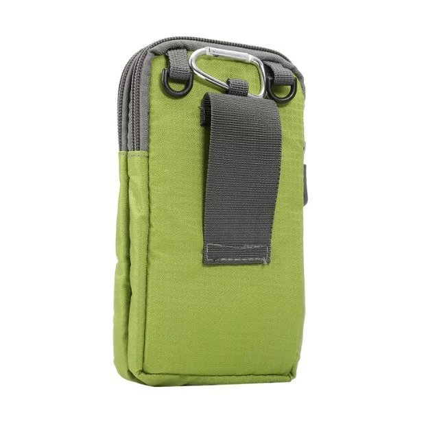 Sport Phone Case For Lenovo VIBE P1 P2 K5 K4 K3 Note 5.5 Cover Hook Loop With Belt Pouch Outdoor Double Pockets Bag Coque Etui