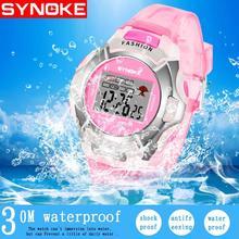 Buy Children's Watch Luminous Waterproof Movement Boy Girl Universal Student Watch directly from merchant!