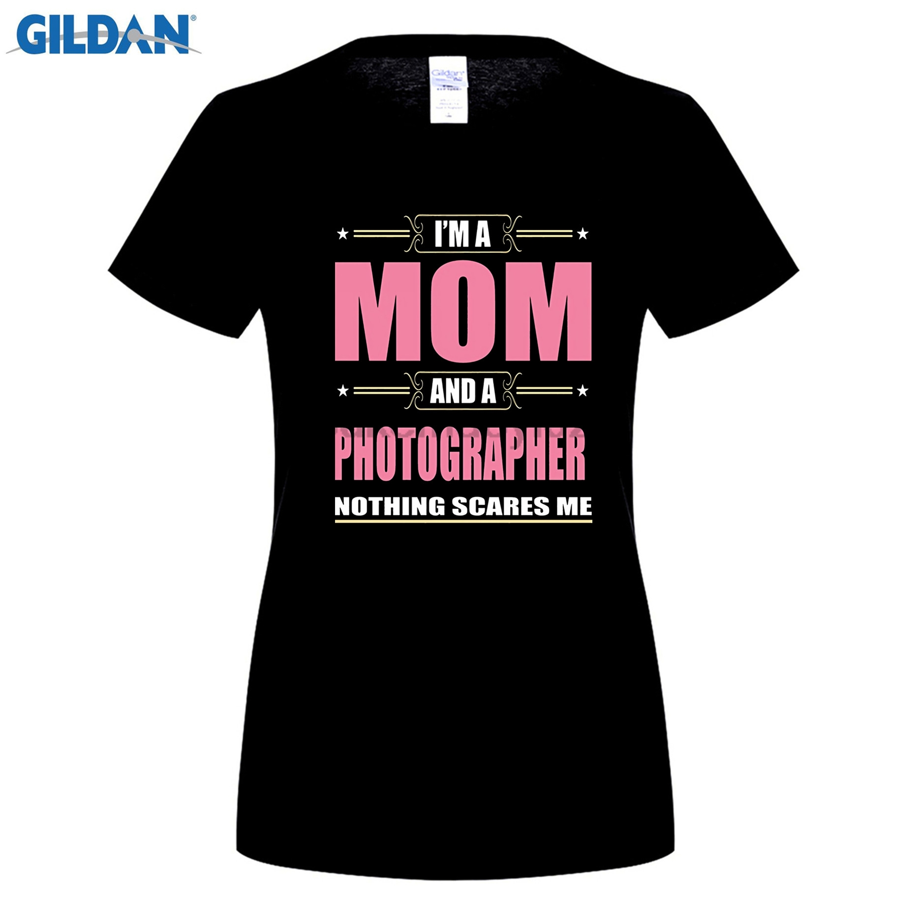GILDAN Photographer MOM T shirt Christmas Gifts For Mom for woman