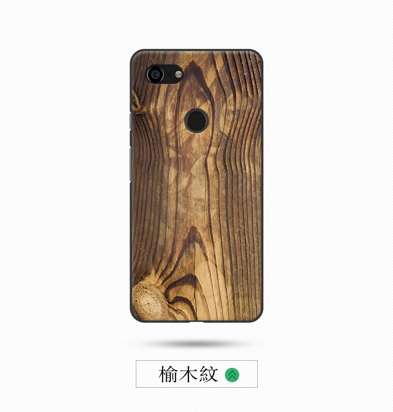 For Google Pixel 3 Case Cover Silicone Soft TPU Wood Stone Patterned Phone Case For Google Pixel 3 Back Cover Shockproof Funda