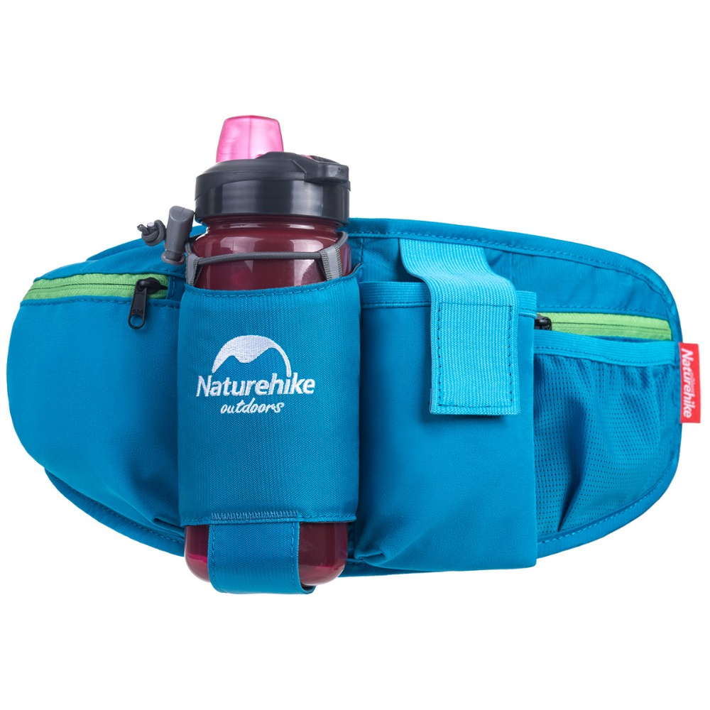 Able Newboler Running Bags Female Sport Waist Bag With Water Bottle For Walking Camping Gym Belt Bag Men Women Waterproof Fanny Pack Various Styles Relojes Y Joyas