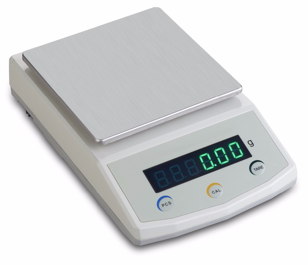 3000g x1g Digital Balance Scale LED Precision Weight