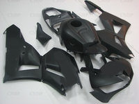 Fairing Kits CBR 600 RR 15 Motorcycle Fairing CBR 600 RR 2015 2013 2015 Black Abs