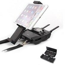 Sunnylife Controle Remoto Smartphone Tablet Suporte Suporte Dobrável Titular Multifunções para DJI Estendido MAVIC PRO e Faísca